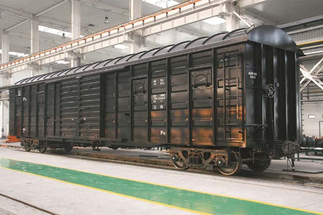 general purpose goods wagon for sale.